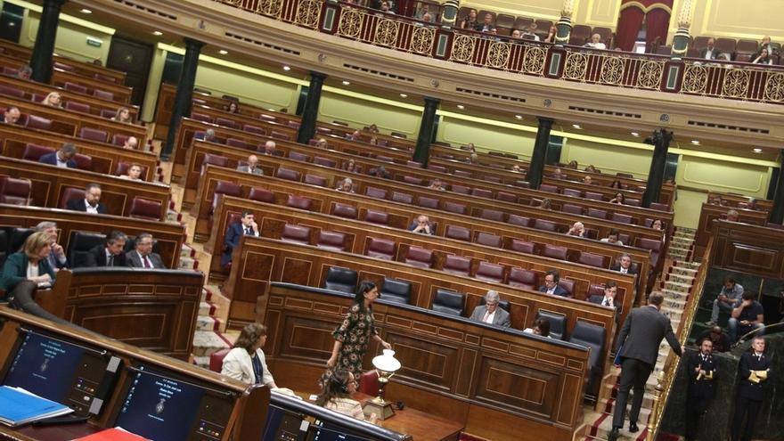 Diputados de PSOE, Unidos Podemos, Compromís, PNV y PDeCAT viajan a los campamentos saharauis
