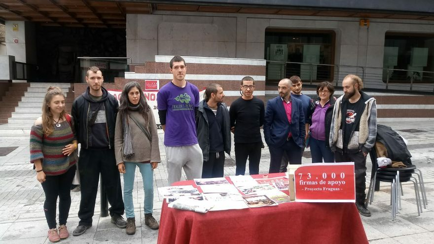 Acto en Guadalajara para la entrega de firmas