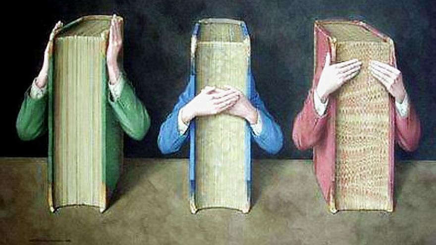 Quemar antes de leer