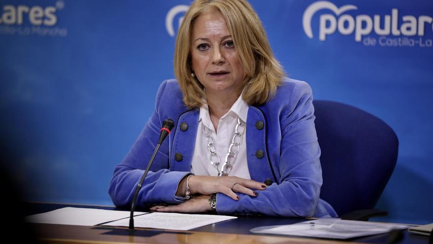 Gema Guerrero, diputada regional del PP en una imagen de archivo