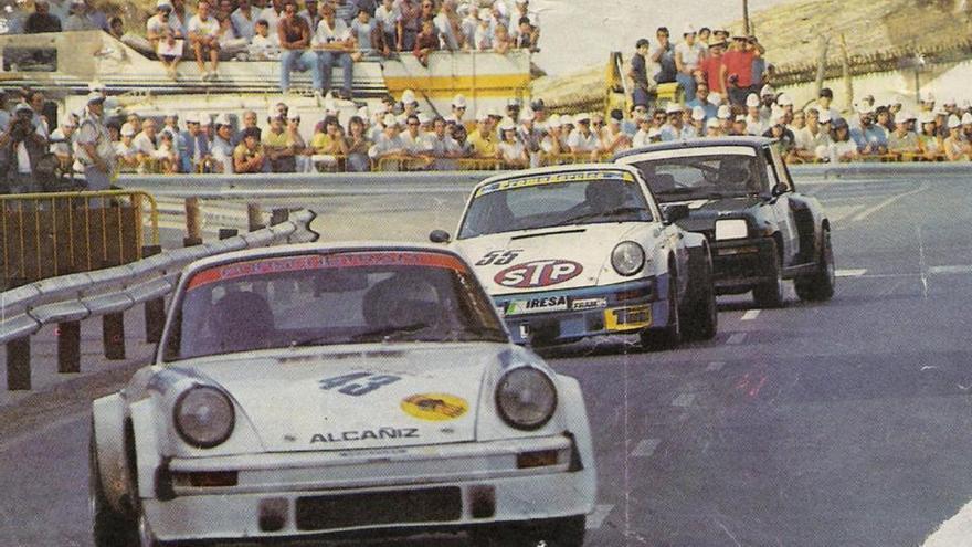 Las carreras del Circuito Guadalope son las precursoras de lo que hoy es Motorland. Foto: motorlandaragon.com