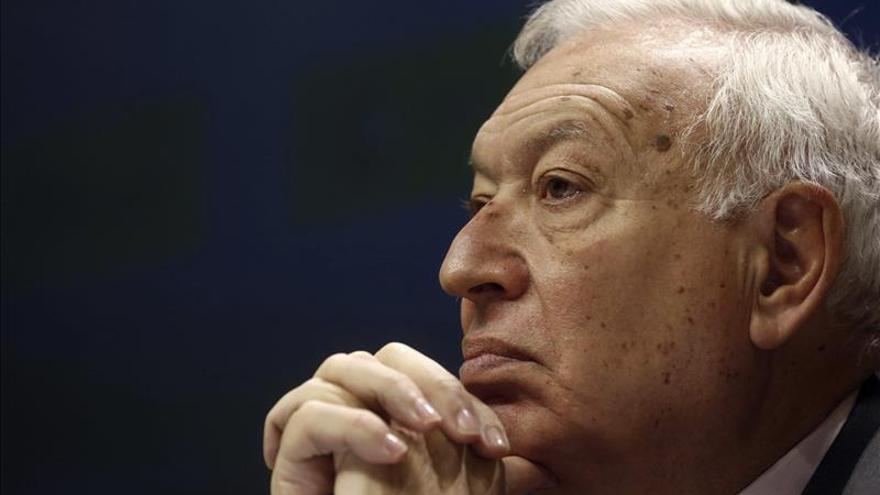 Margallo ve ciertas proximidades entre Podemos y el régimen bolivariano