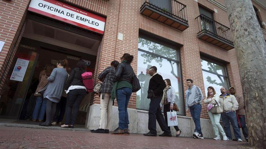 Los trabajadores afectados por ERE cayeron el 45,6 por ciento en enero-febrero de 2016