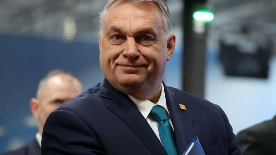 13 partidos del PPE piden expulsar a la formación del húngaro Orbán
