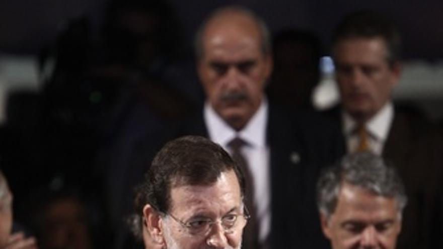 Mariano Rajoy En La Asamblea De CEOE