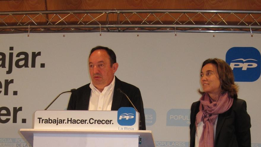 """Presidente de La Rioja afirma que comienza un """"tiempo nuevo"""" que hay que """"saber administrar"""""""