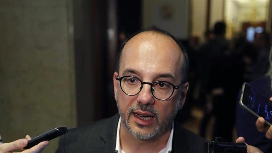 """El PDeCat subraya que Cifuentes debe """"renunciar rápidamente"""" a la Presidencia de Madrid"""