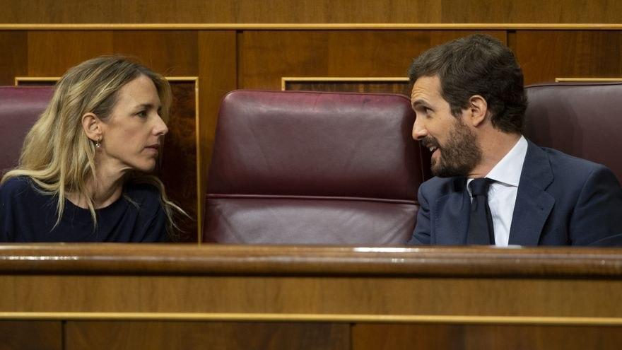 Álvarez de Toledo, el ala dura del PP que pidió votar a Ciudadanos con Rajoy y acaba enfrentada a Casado