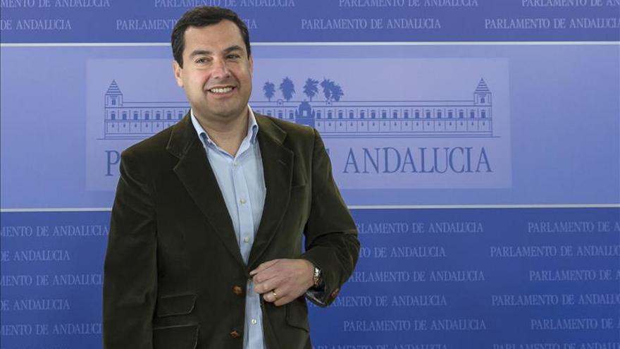 """Moreno a Díaz: """"Usted y yo queremos lo mismo, que Rajoy sea presidente"""""""