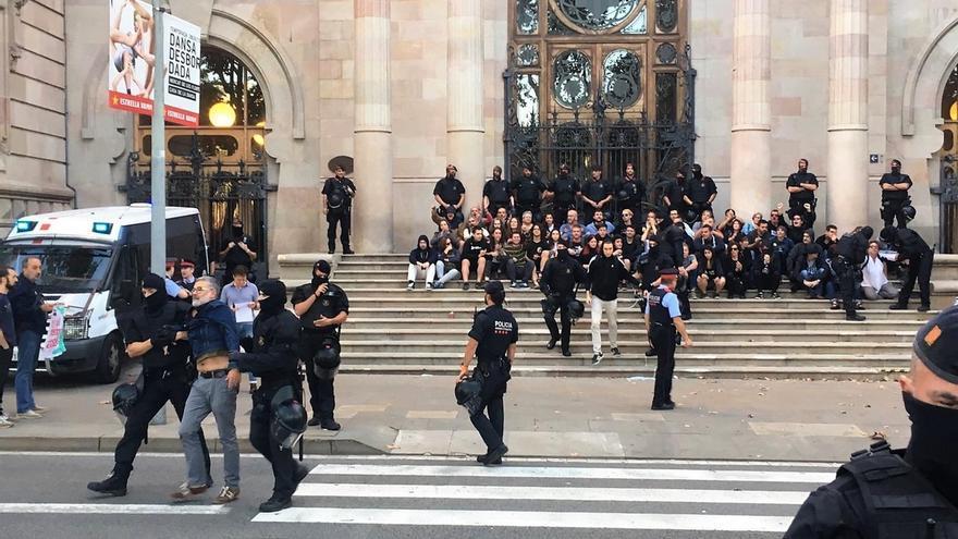 """Ciudadanos pedirá cuentas a Marlaska en el Congreso por las """"agresiones y escraches"""" de """"populistas y nacionalistas"""""""