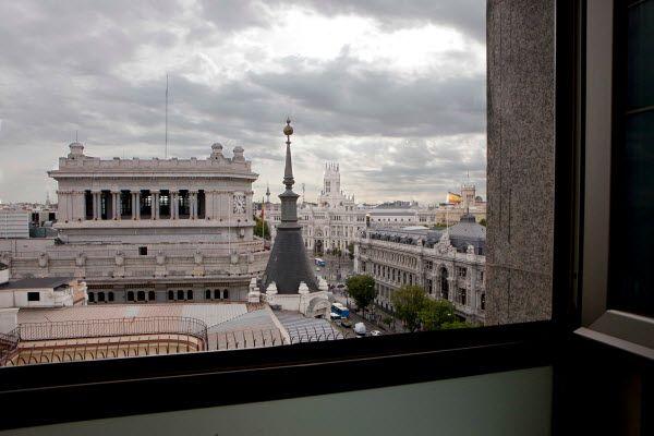 Vistas del edificio Alcalá 45   Fotografía: Ayuntamiento de Madrid
