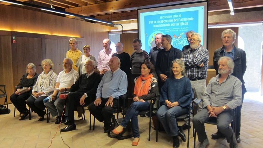 Constituida en Pamplona la Coordinadora por la recuperación del patrimonio inmatriculado por la Iglesia católica