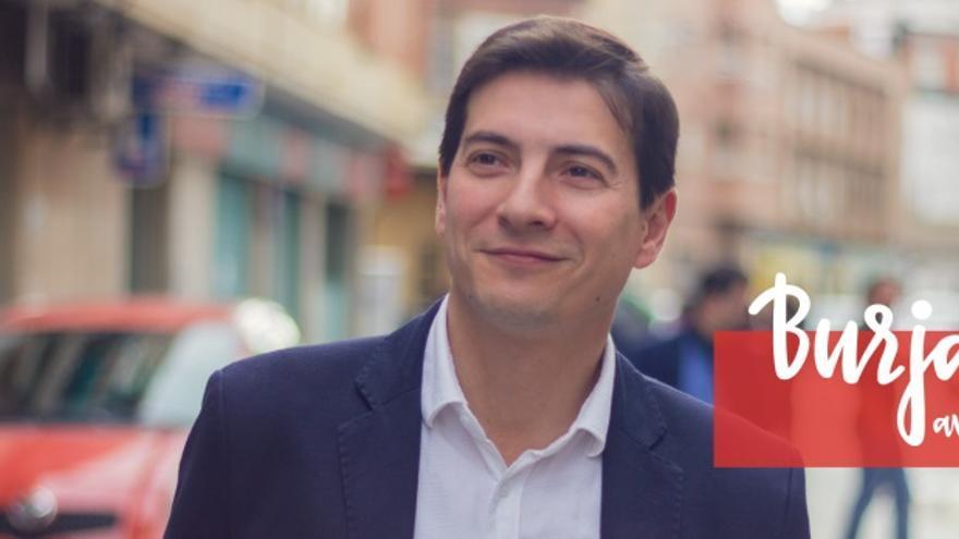 Alcalde de Burjassot, Rafael García