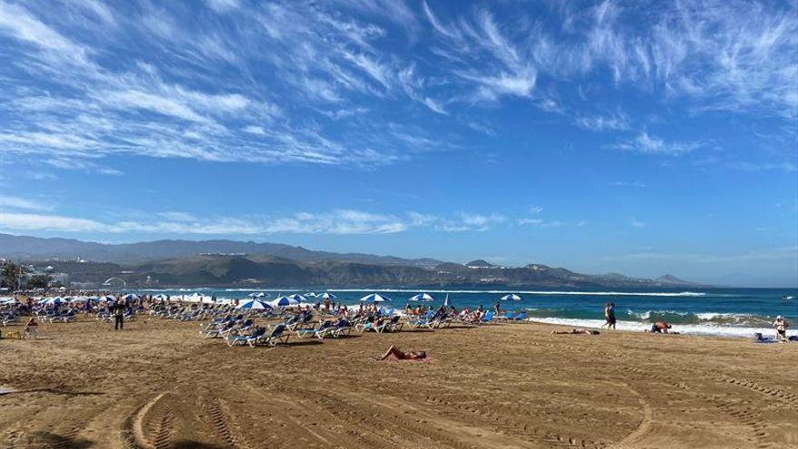 Canarias espera calima y una subida de temperaturas este miércoles