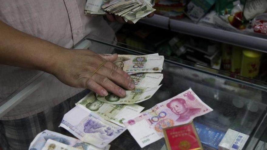 Las reservas chinas de divisas extranjeras aumentan un 0,3 % en noviembre