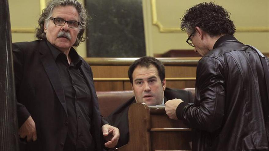"""Tardà (ERC) dice que si el sistema español se apunta a la represión, """"cavará una fosa"""""""