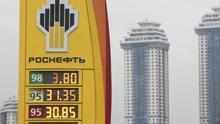 Venezuela reduce la deuda con la rusa Rosneft a 800 millones en el tercer trimestre. EPA/SERGEI ILNITSKY/Archivo