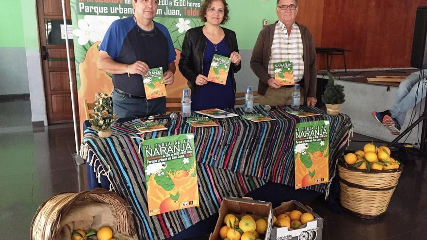 Sexta edición de la Feria de la Naranja.