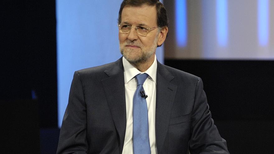 """Rajoy, """"esperanzado"""" y """"confiado"""" en que los gallegos valorarán la labor de Feijóo"""