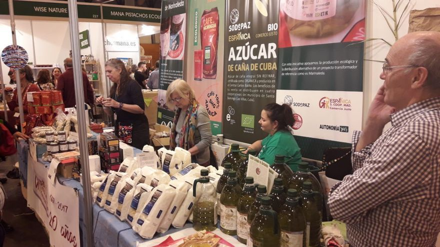 El nuevo proyecto de SODePAZ en Toledo para fomentar el comercio justo y la soberanía alimentaria