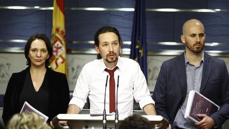 Iglesias quiere una 'supervicepresidencia' que, además del CNI, coordine a policías y jueces contra la corrupción