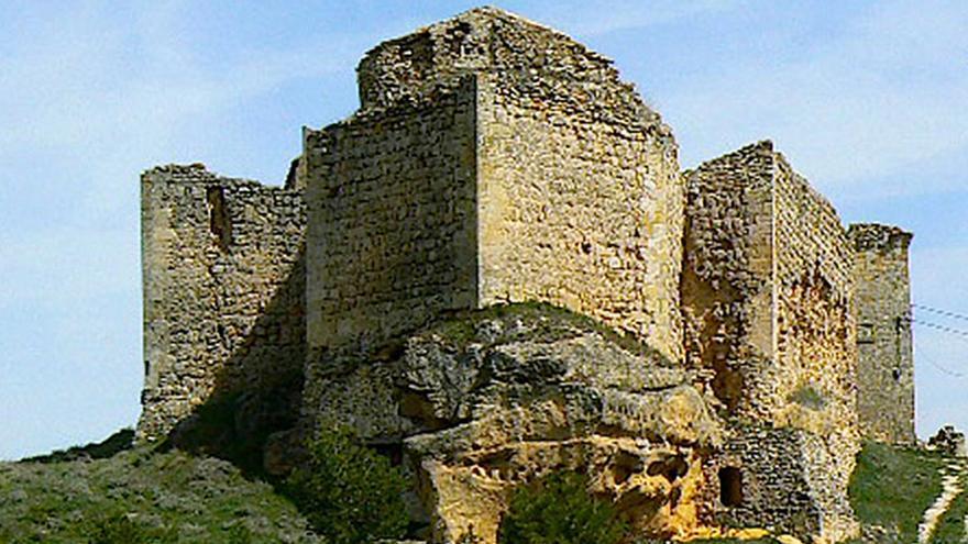 Castillo de Huerta de la Obispalía (Cuenca)