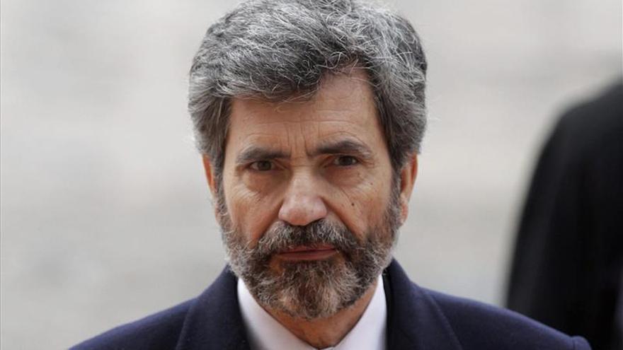 """Lesmes dice que la imputación de Chaves y Griñán era """"un trámite necesario"""""""