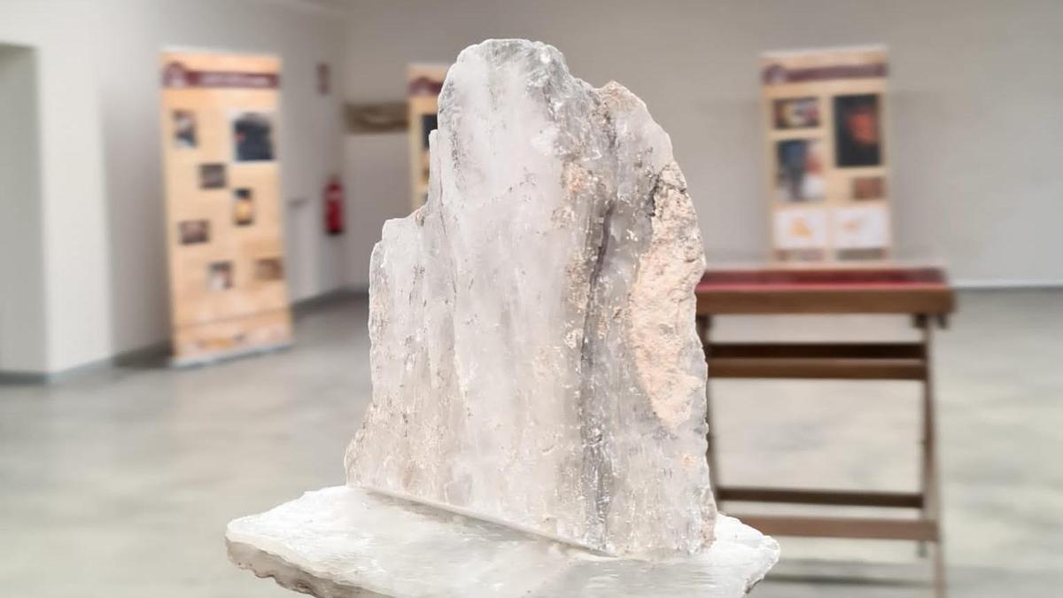 Exposición cristal de Hispania