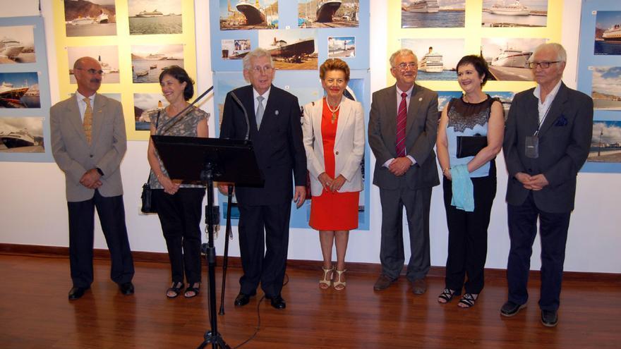 La inauguración de la muestra tuvo lugar el pasado martes.