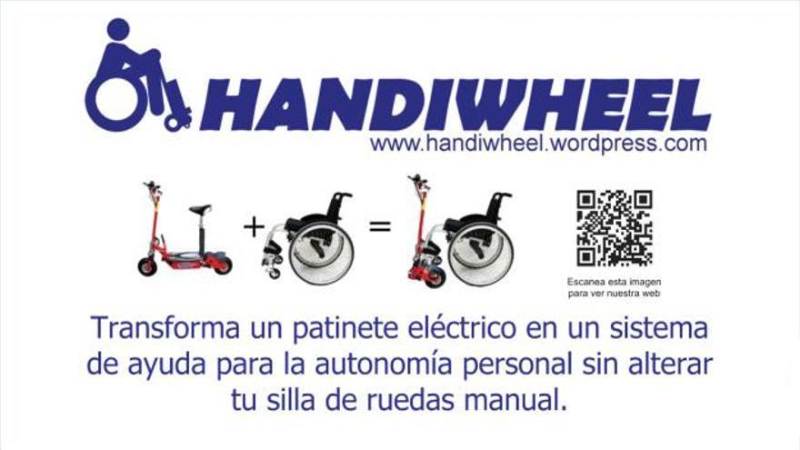 Ahora ya puedes crear tu propia silla de ruedas motorizada