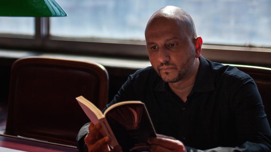 El escritor Jorge Carrión.