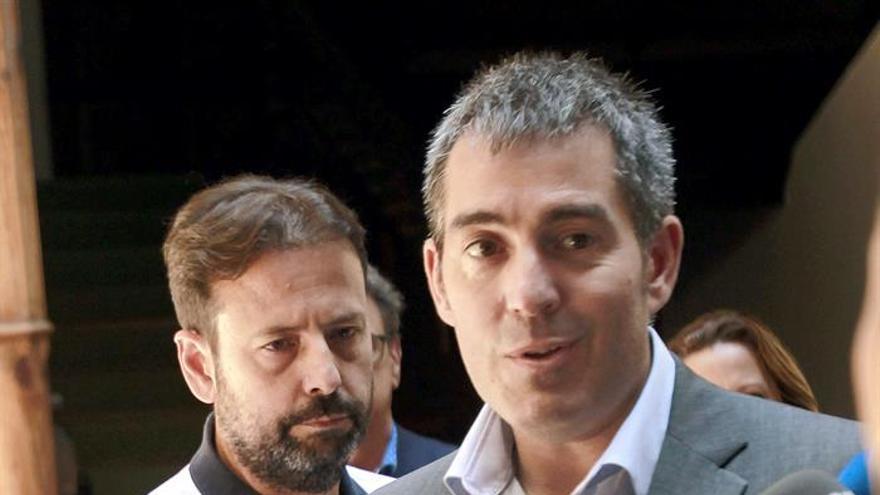 Fernando Clavijo, presidente del Gobierno de Canarias. (EFE)