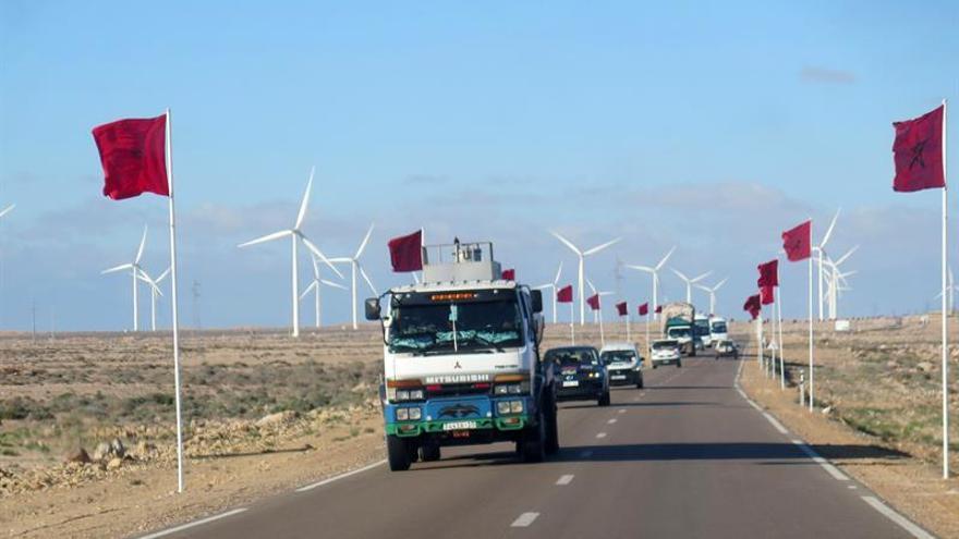 Marruecos anuncia retirada de sus tropas de la zona sur del Sáhara Occidental