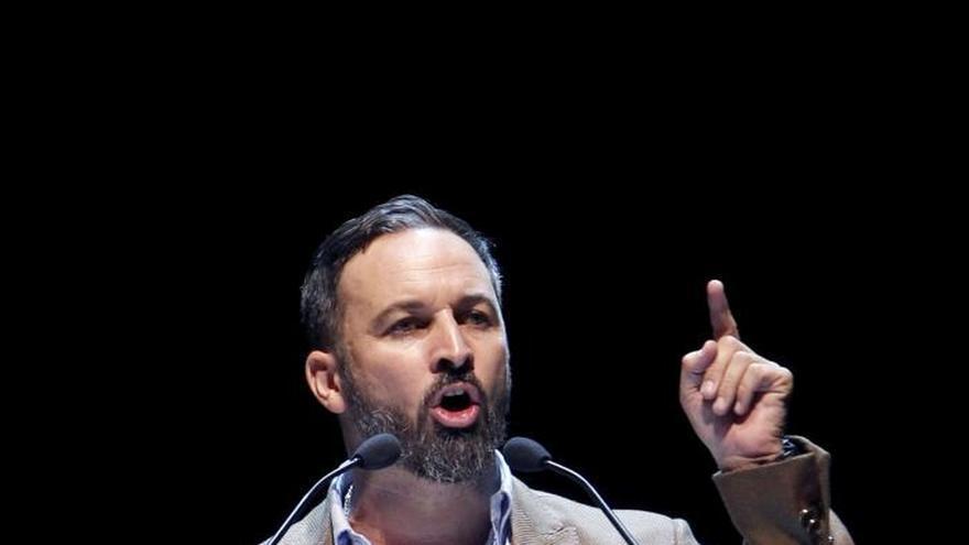 Vox llena Vistalegre con el objetivo de ganar escaños en las próximas elecciones