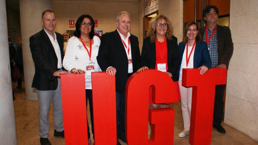 Comisión Ejecutiva, UGT Murcia
