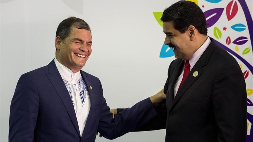 Correa dice que hay un nuevo plan cóndor contra los progresistas en Latinoamérica