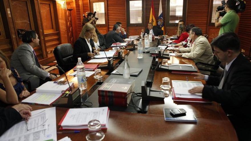Del Consejo de Gobierno #1