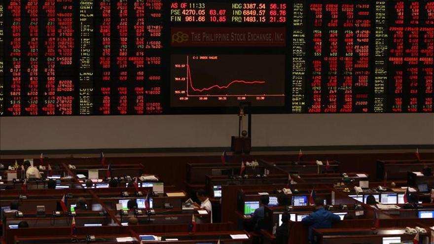 Apertura en positivo en las principales bolsas del Sudeste Asiático