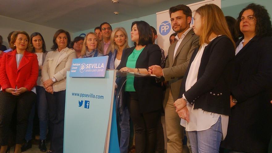 """Virginia Pérez aspira a presidir el PP para inyectar """"mentalidad ganadora"""" y que el partido """"crezca"""""""