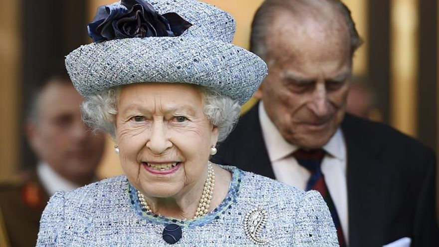 La Casa Real británica convoca una reunión de emergencia en el Palacio de Buckingham