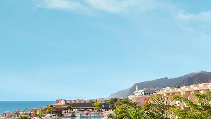 Hotel Landmar Costa Los Gigantes, al sur de Tenerife