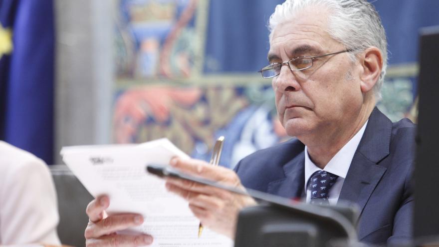 El diputado del PP en las Cortes de Aragón Antonio Suárez