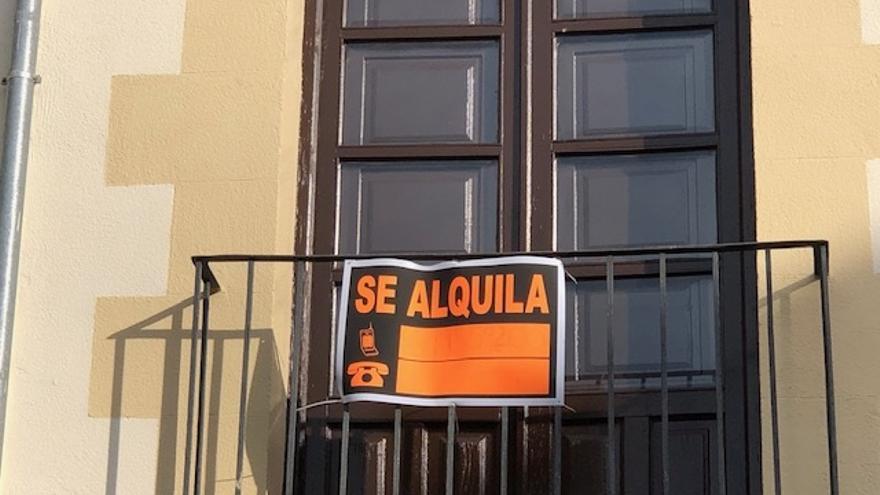 El precio de la vivienda en alquiler en Euskadi experimenta una caída trimestral del 0,88% de enero a marzo