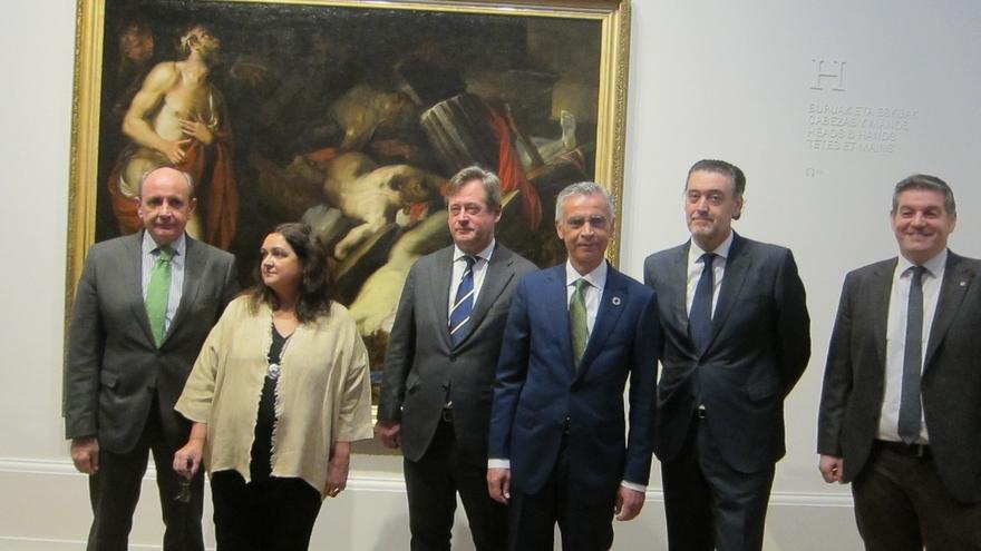 Museo Bellas Artes Bilbao y Fundación Iberdrola exponen las 48 obras restauradas en 2019 en su programa de colaboración