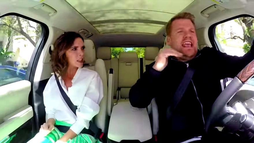 Polémica entre las Spice Girls tras la aparición de Victoria Beckham en 'Carpool Karaoke'