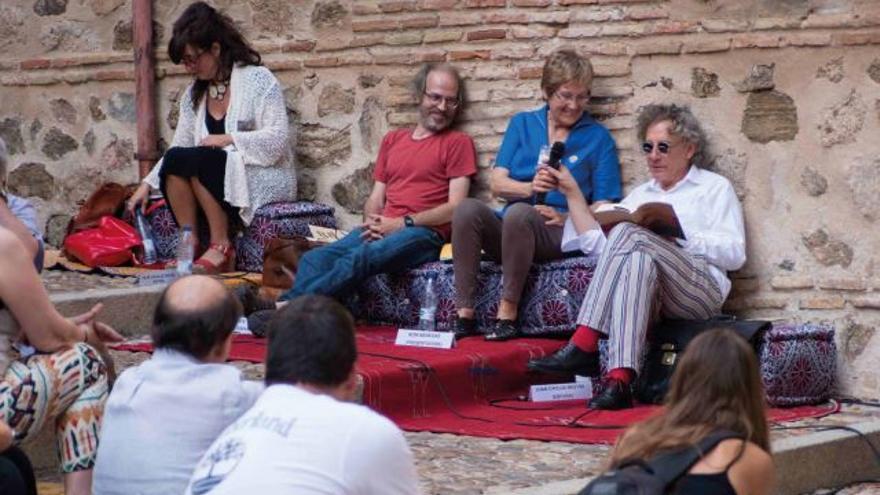 Recital Voix Vives / Laura Lenguadegato