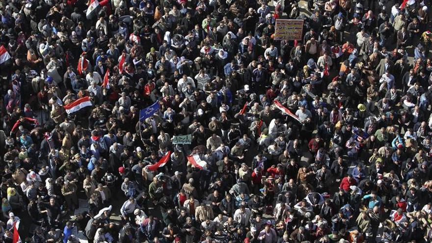 Un joven español resulta herido en el ojo en los enfrentamientos en El Cairo