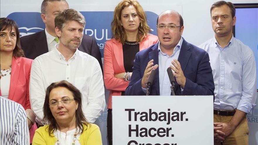 Pedro Antonio Sánchez dice que no descartan para nada unas nuevas elecciones