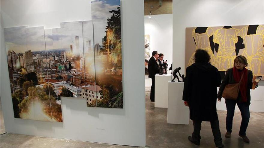 ARTBO se presenta en Bogotá en plena pujanza del arte colombiano
