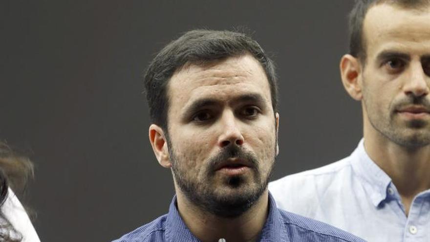 IU da por hecho que su visibilidad estará asegurada en Unidos Podemos
